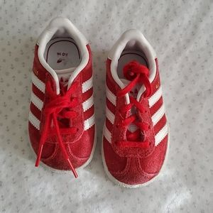 Adidas shoes. Size 5